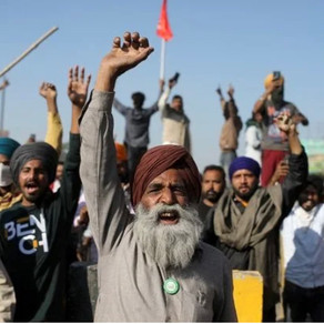 Indian Farmers' Protests through the eyes of a student activist