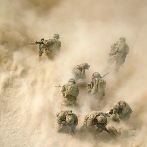 The end to America's longest war