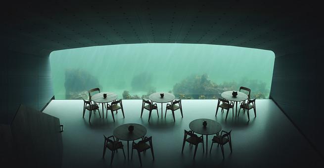 Under : Un voyage sensoriel dans les profondeurs de la mer du Nord