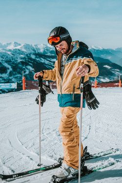 Ski - French Alps