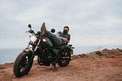 Honda Rebel Motorcycle Production