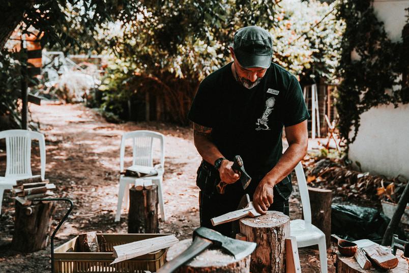 Magnus Israel Spoon Crafting Workshop