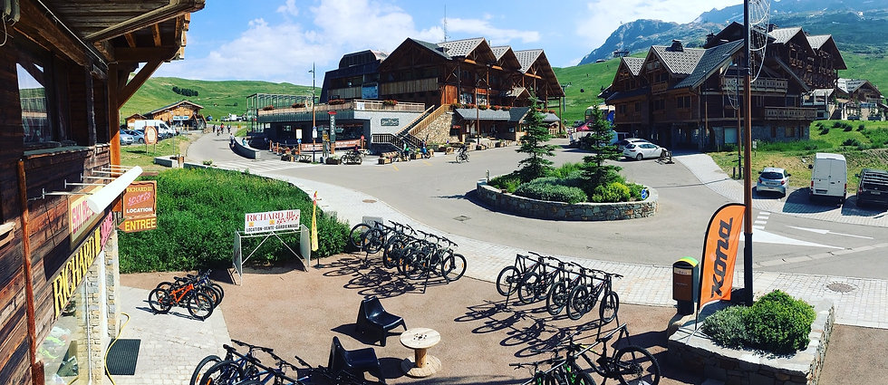 Alpe d'Huez Richard 3 Sports