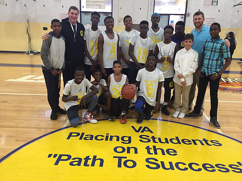 3 v 3 Basketball Tournament Team Entry