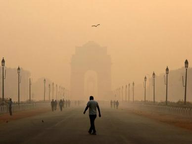 Delhi in a chokehold: Still not an emergency?