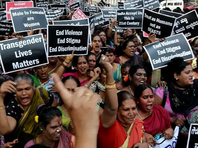The Transgender Persons (Protection of Rights) Act, 2019 may have a problem or two. Maybe more.