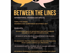 [PANEL DISCUSSION] Women's Day: Substance or Symbolism