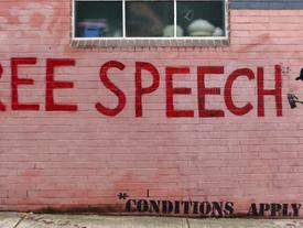 Expression, Free Speech, Dissent: Where do we draw a line?