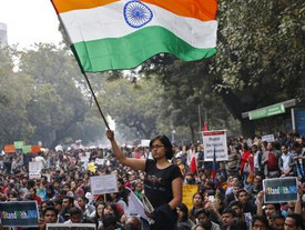 Public Dissent: 'A safety Valve' of Democracy