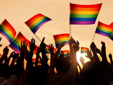 The rainbow flag that is invisible to the Indian society!