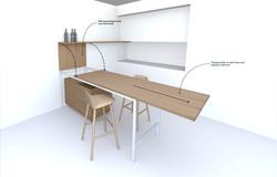 Kinetic Kitchen by Sawdust Bureau 07