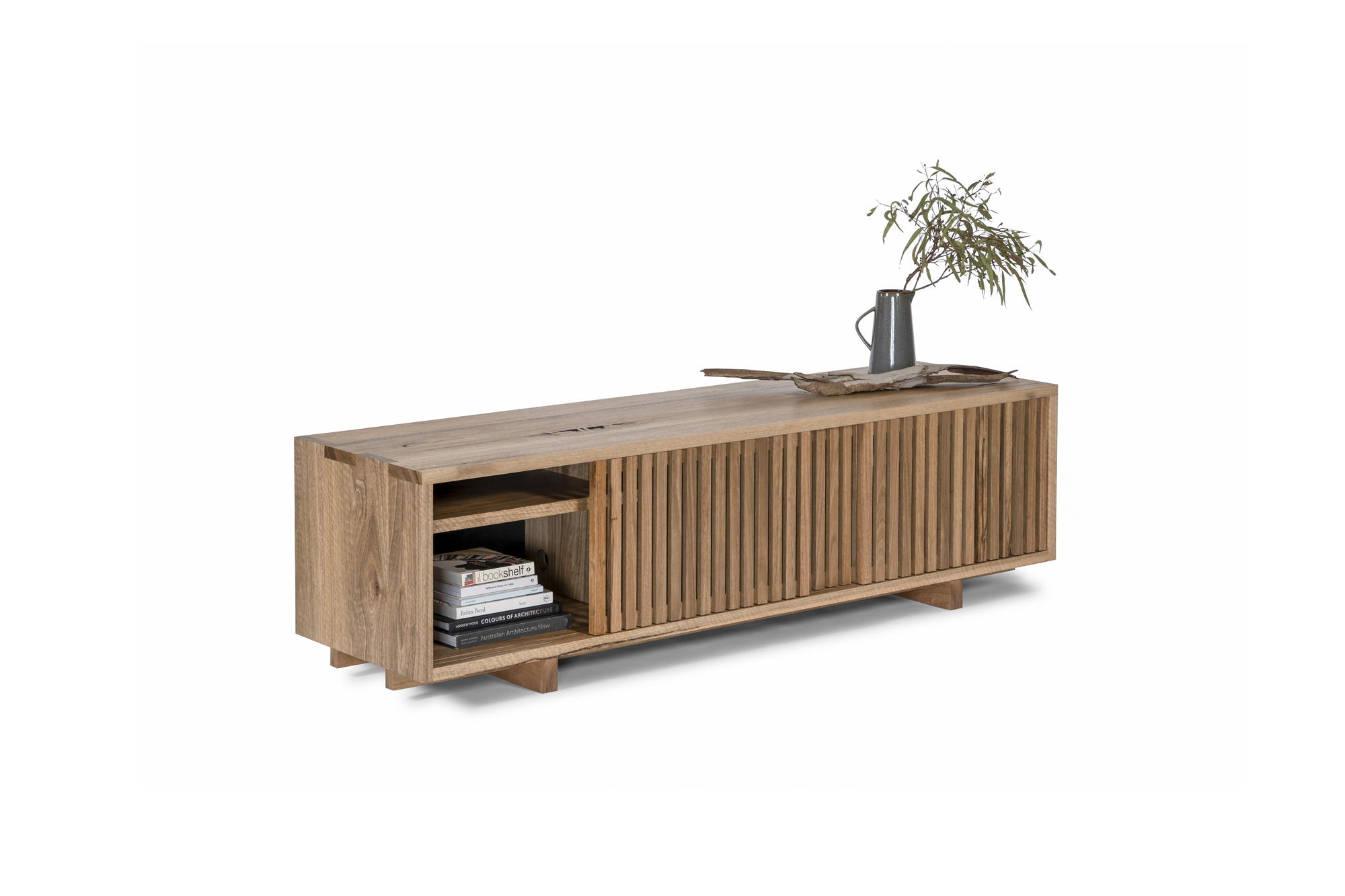 Sudare Cabinet by Sawdust Bureau 02