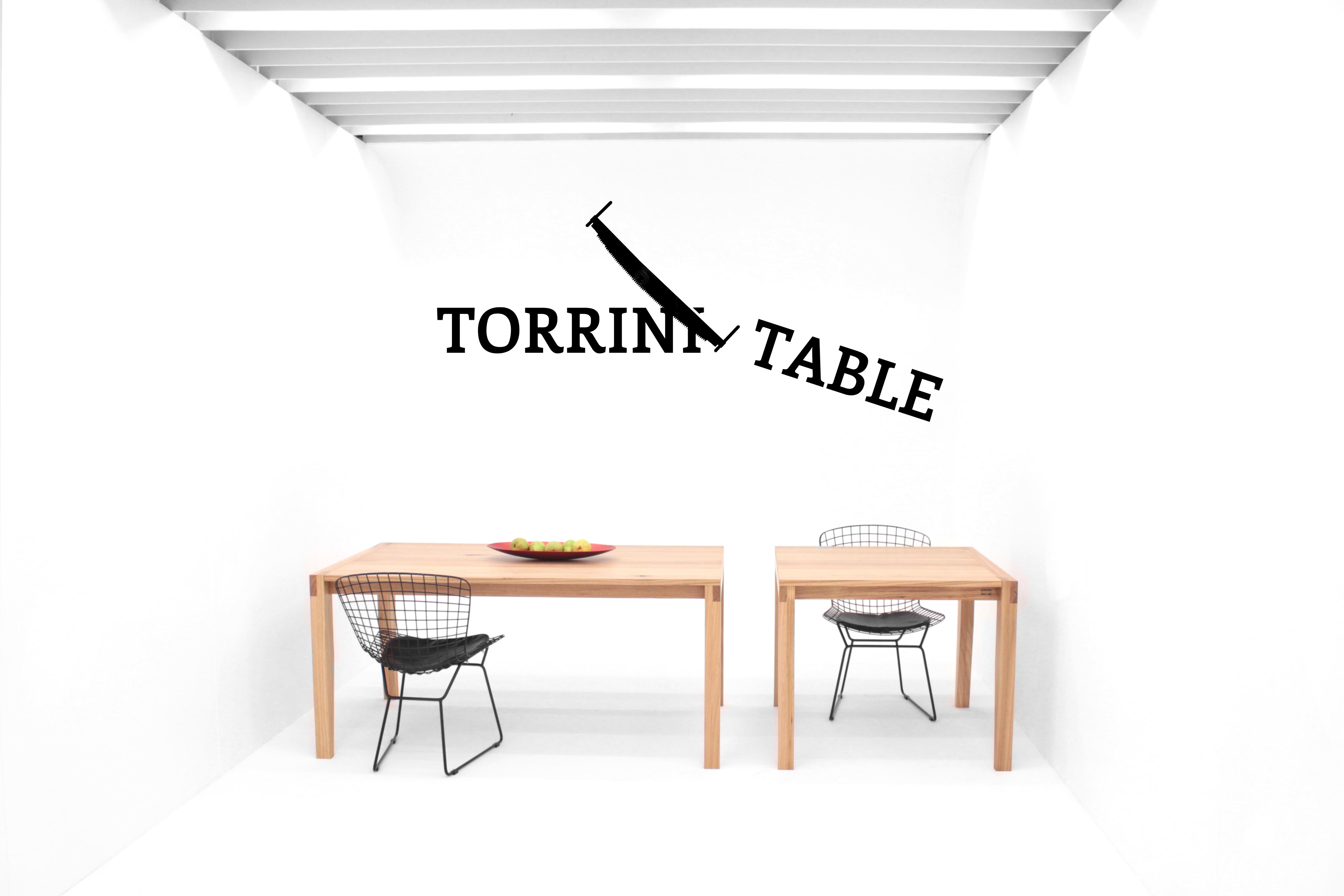 Torrini Table by Sawdust Bureau 07