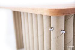 Tube Desk by Sawdust Bureau 02