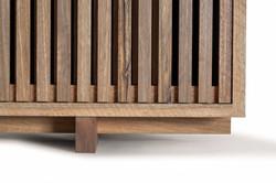 Sudare Cabinet by Sawdust Bureau 05