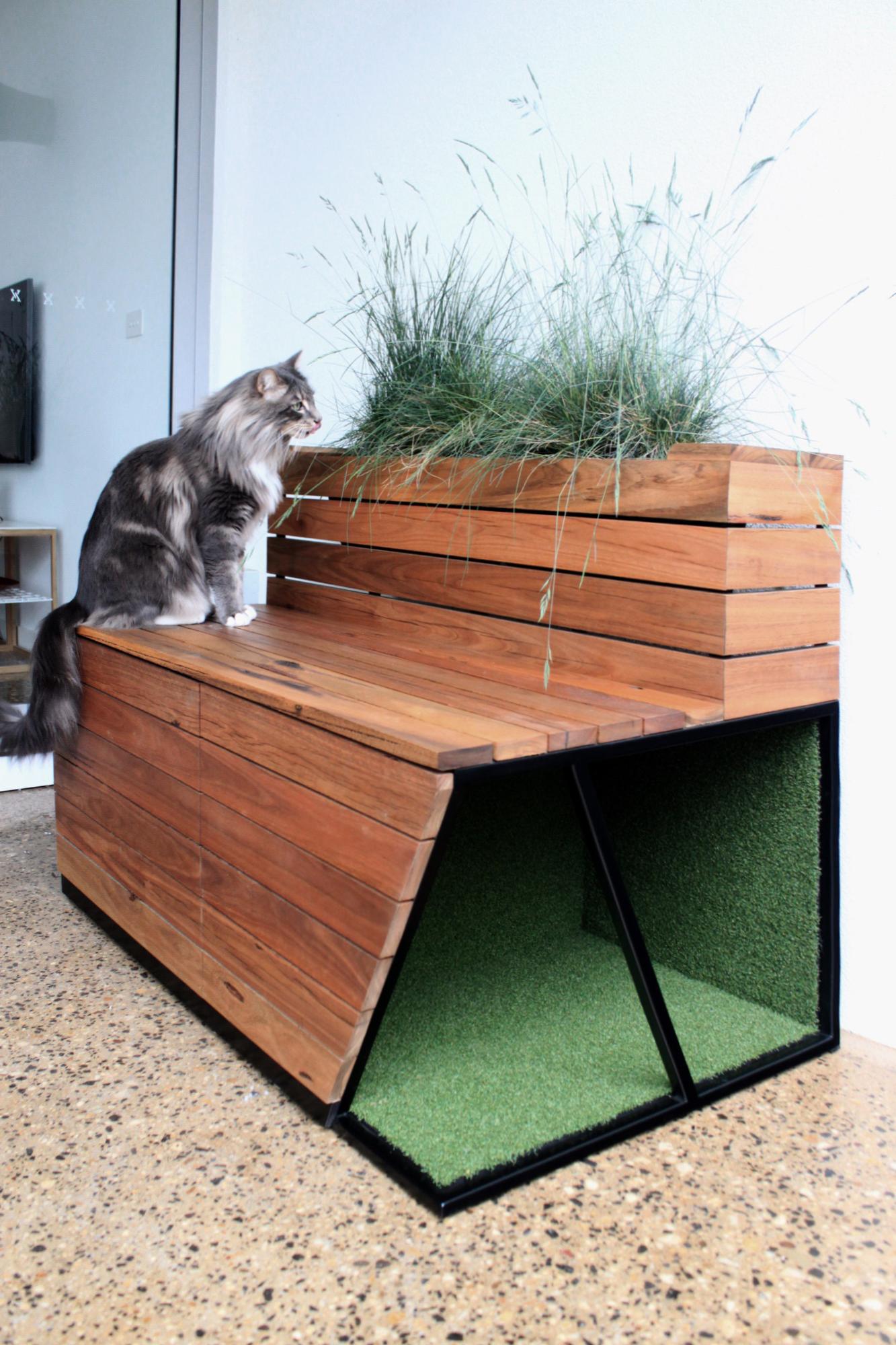 Meowhaus by Sawdust Bureau 01