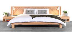 Chevron Bed 02 by Sawdust Bureau
