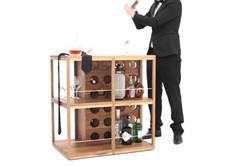 Plonk Bar by Sawdust Bureau