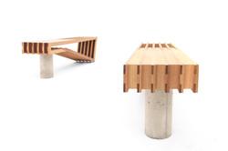 Pinch Bench by Sawdust Bureau 03