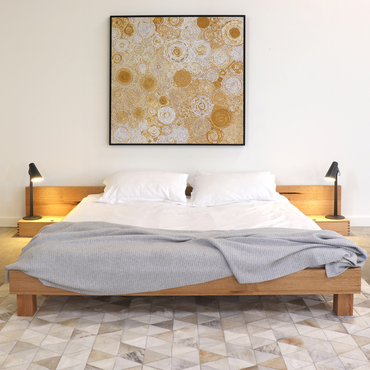 Inemuri Bed by Sawdust Bureau