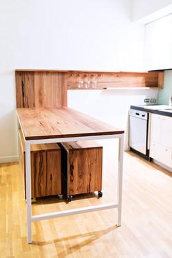 Kintetic Kitchen by Sawdust Bureau