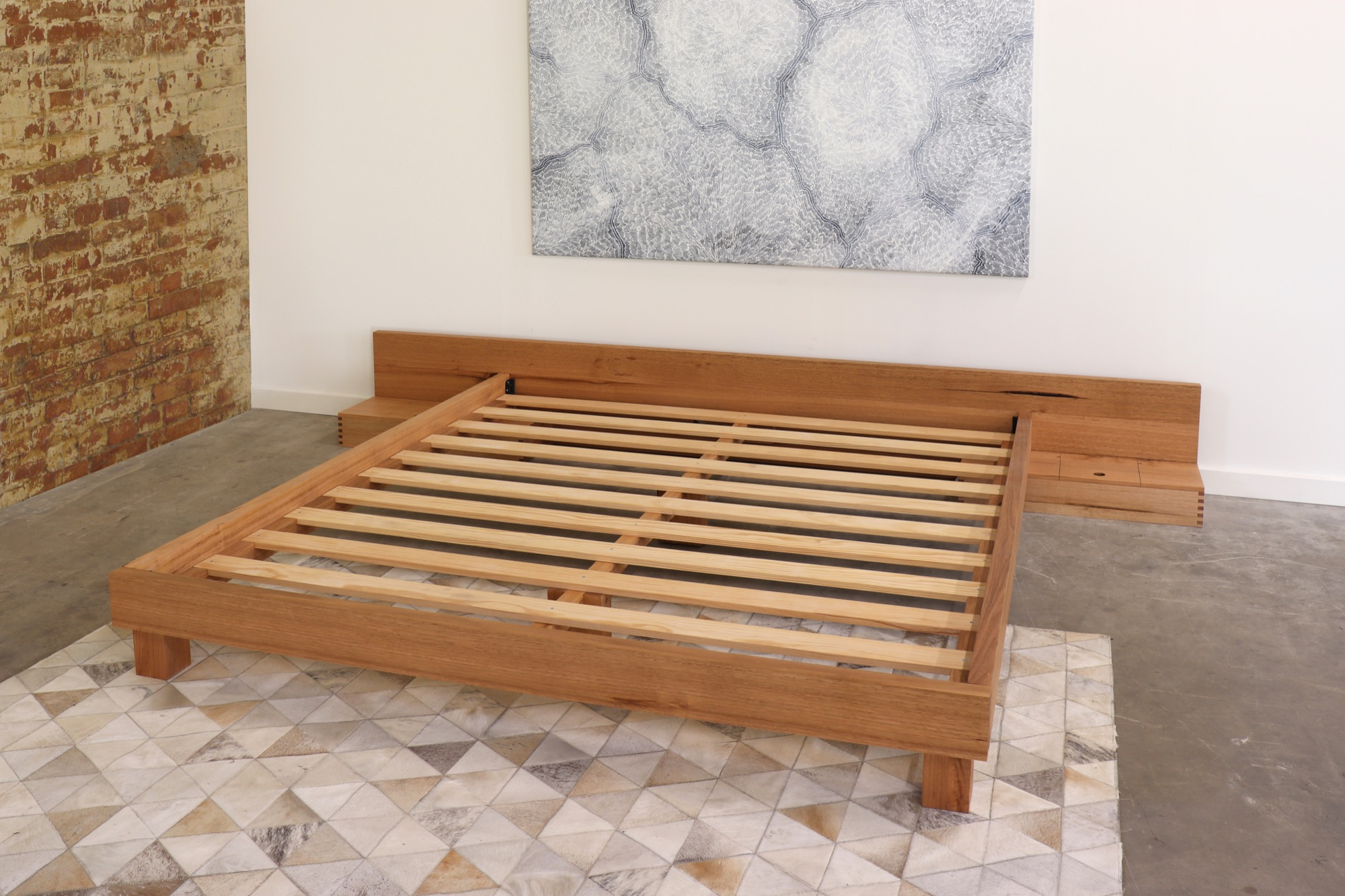 INEMURI BED by Sawdust Bureau 02