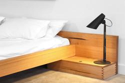 INEMURI BED by Sawdust Bureau 04