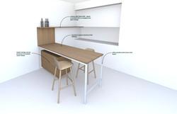 Kinetic Kitchen by Sawdust Bureau 06