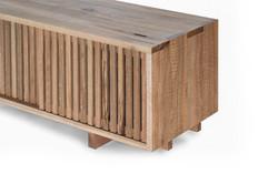Sudare Cabinet by Sawdust Bureau 06