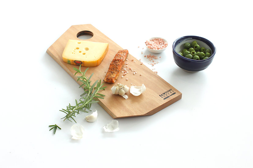 Off / Cut Cheese Board (Large)