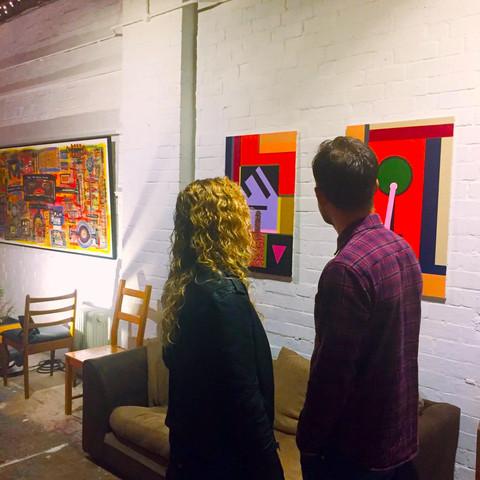 Dave Mair Exhibition