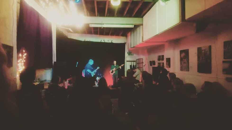 Bad Brew Live at The Drawing Room