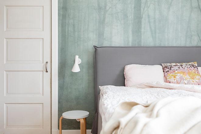 Makuuhuone, yksityiskohde, Tampere