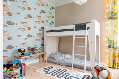 Lastenhuone, yksityiskohde, Tampere