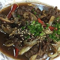 Wagyu(beef) steak don