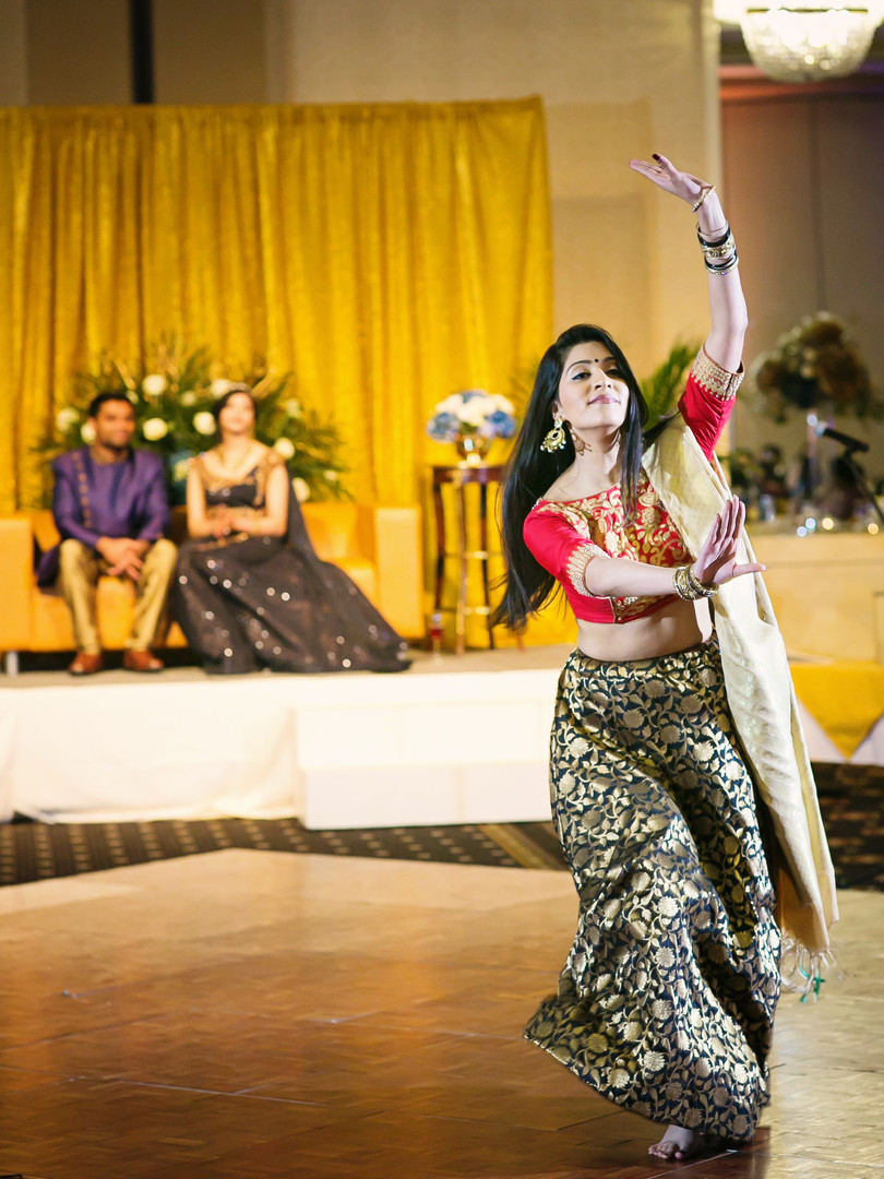Performances During Two Day Indian Weddi