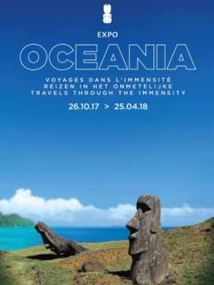 Océania au Musée du Cinquantenaire