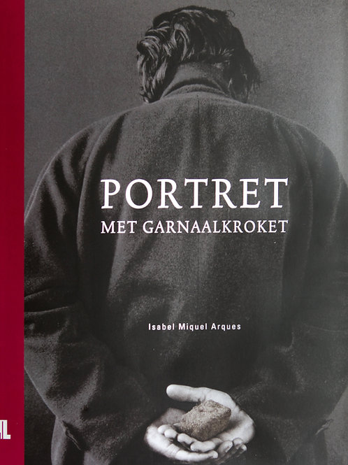 Portret Met Garnaalkroket by Isabel Miquel Arques