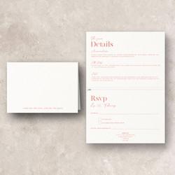 Pinot Blush I Details Card