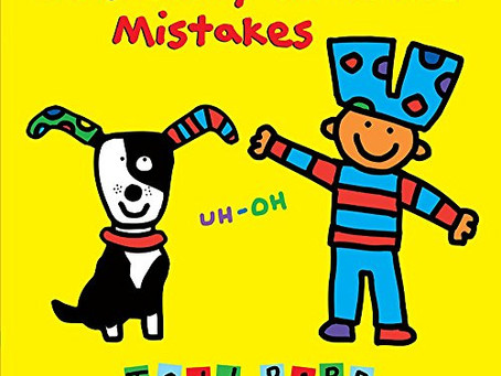 Helping A Child Afraid to Make Mistakes