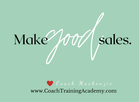 When A Program or Course or Book or Coaching Package Isn't Selling