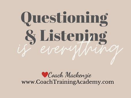 Top 5 Coaching Questions a Coach Can Ask