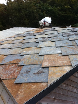 Multicolor roofing 60x60