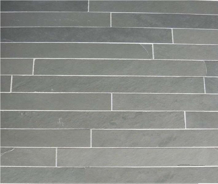 Grey slate strips_60x6cm