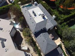 Black Graphite roofing slate 40x25