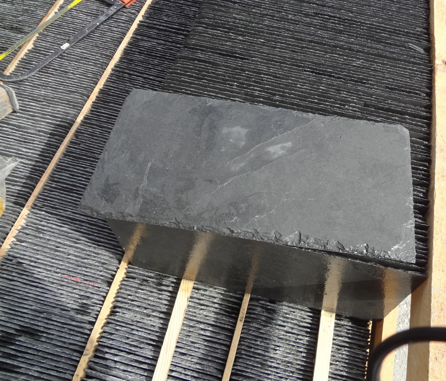 Black roofing slate_minasslate