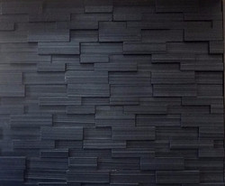 Mosaics from Black slate