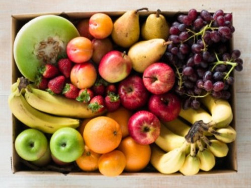 Organic Fruit - Bakewell - Large Box