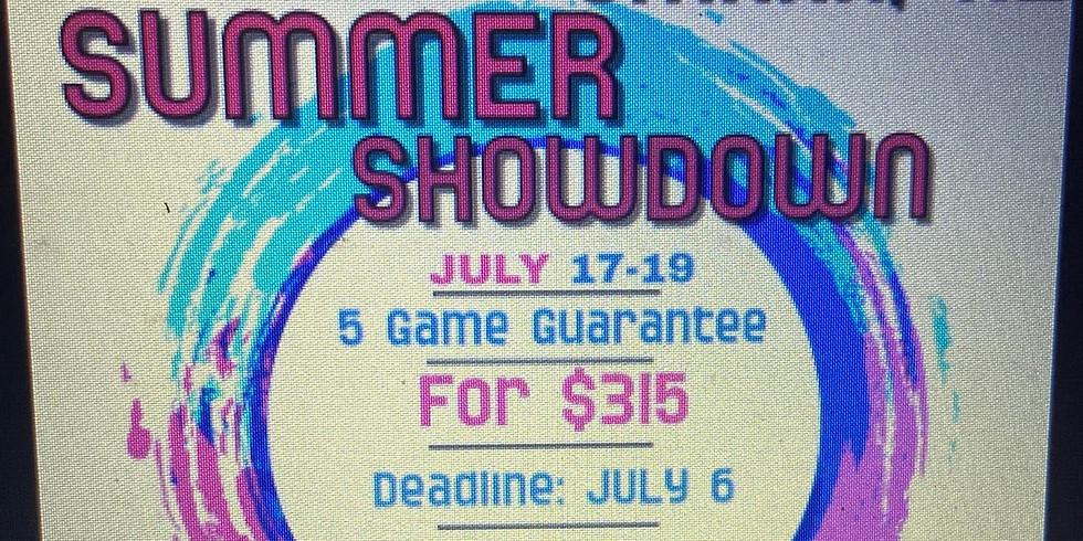 MAYB Summer Showdown