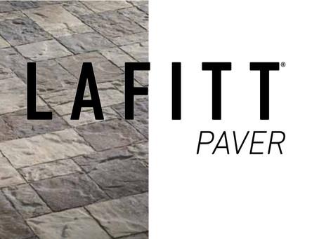 Pavers Spotlight - Belgard (Lafitt Paver)